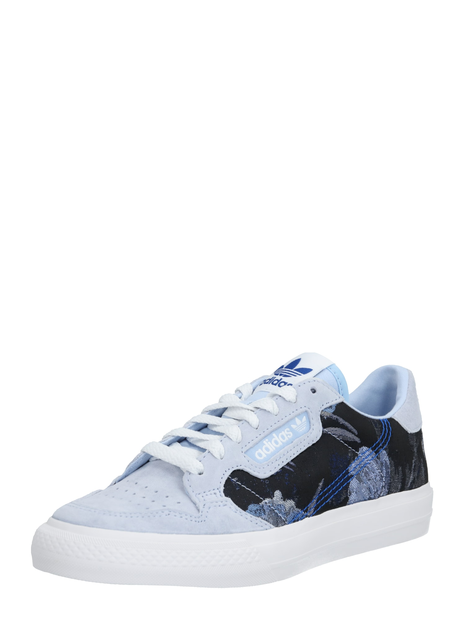 ADIDAS ORIGINALS Nízke tenisky  modré / biela / svetlomodrá