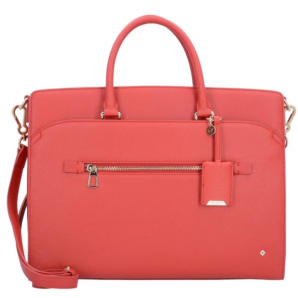 Businesstaschen für Frauen - SAMSONITE Aktentasche rot  - Onlineshop ABOUT YOU