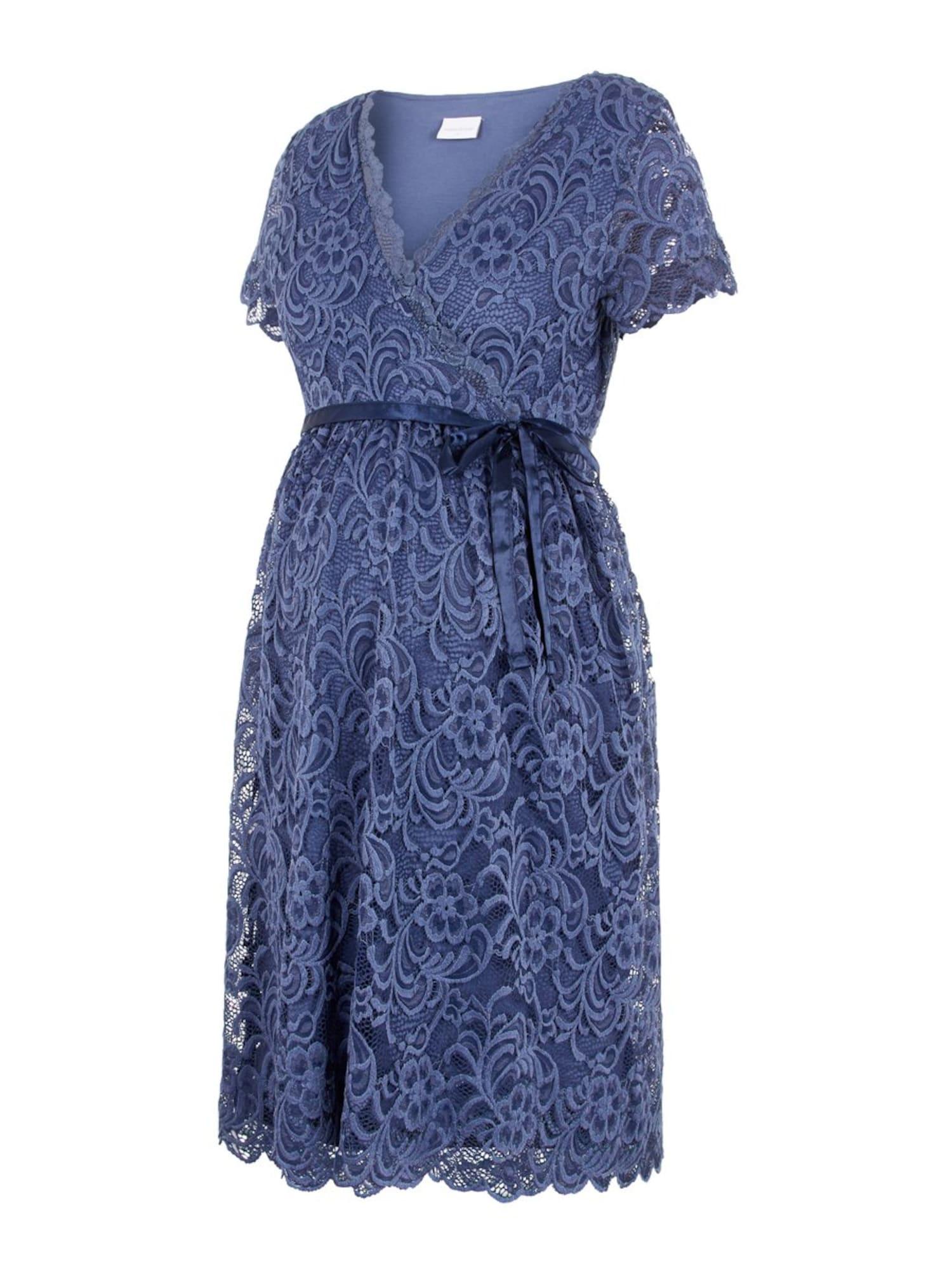 MAMALICIOUS Suknelė mėlyna