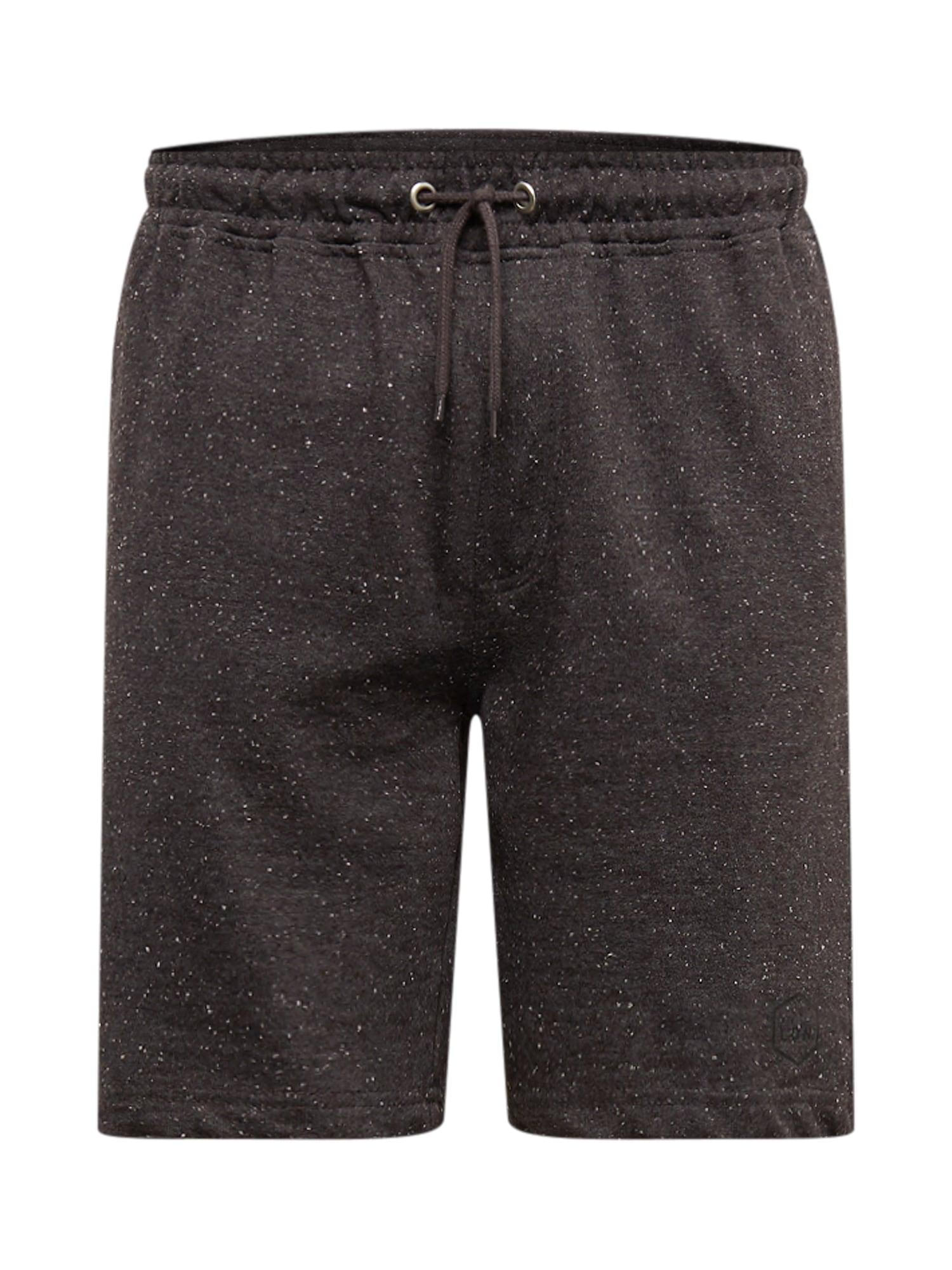 Kalhoty tmavě šedá BRAVE SOUL