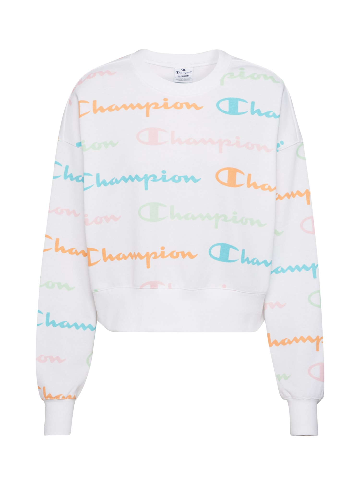 Champion Authentic Athletic Apparel Megztinis be užsegimo balta