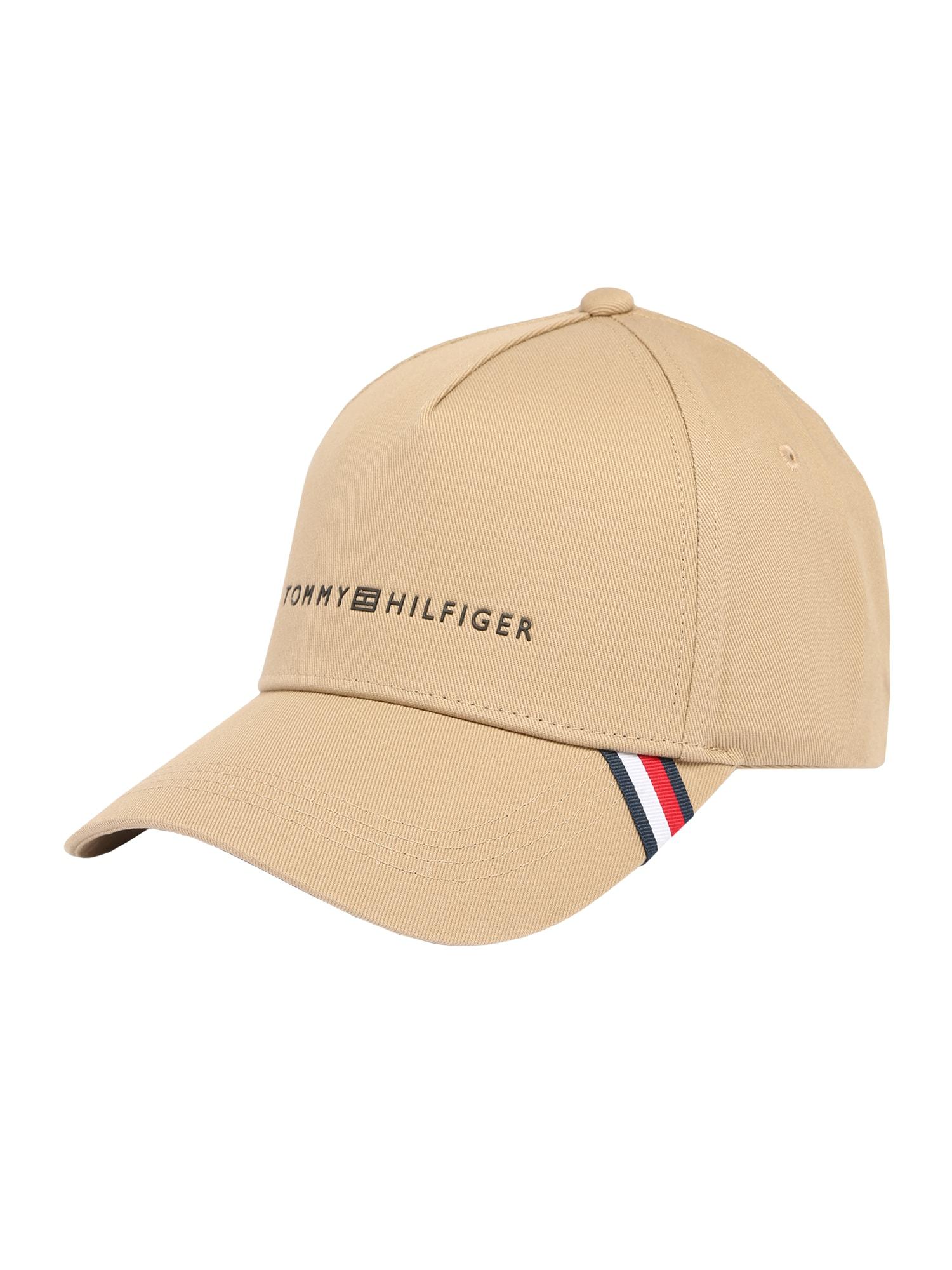 TOMMY HILFIGER Kepurė smėlio