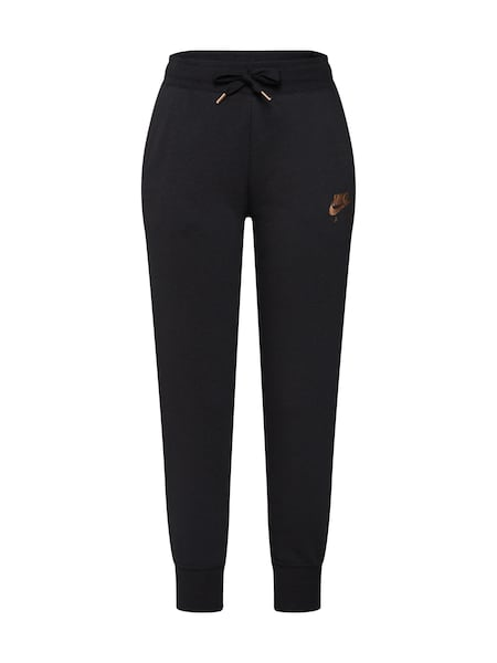 Hosen für Frauen - Nike Sportswear Jogginghose rosegold schwarz  - Onlineshop ABOUT YOU