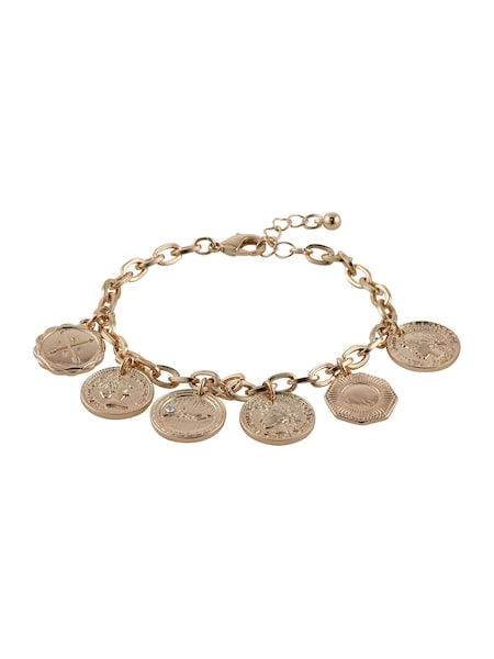 Armbaender - Armband 'Leticia' › ABOUT YOU › gold  - Onlineshop ABOUT YOU