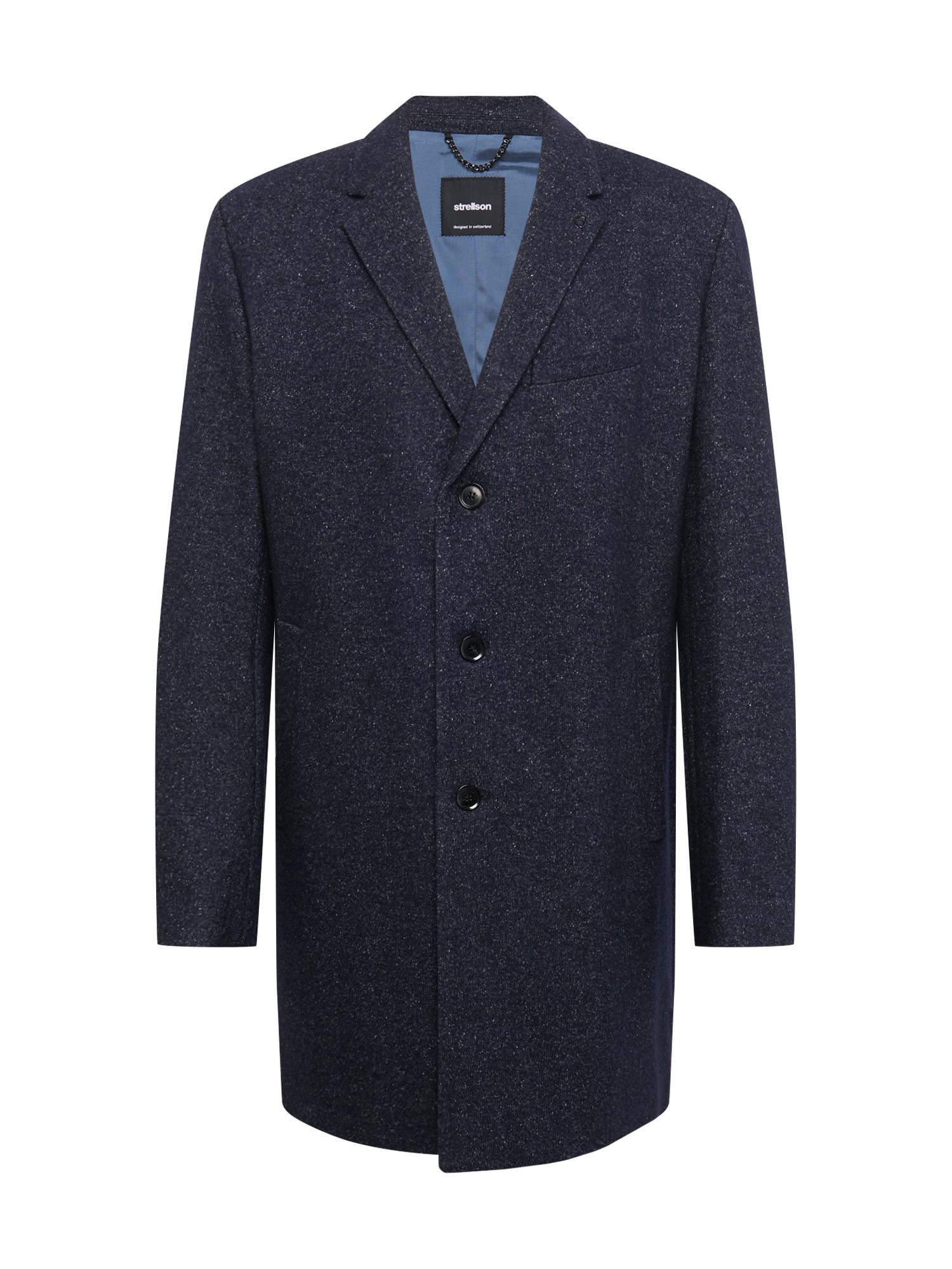 STRELLSON Rudeninis-žieminis paltas 'High Street' tamsiai mėlyna