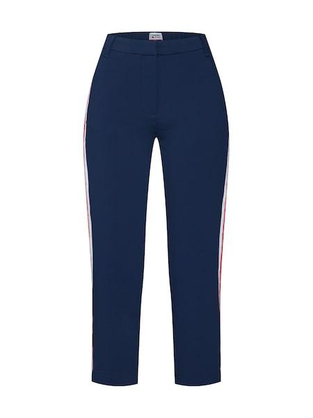 Hosen für Frauen - Tommy Jeans Hose navy rot weiß  - Onlineshop ABOUT YOU