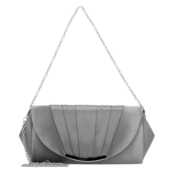 Clutches für Frauen - Picard Abendtasche 'Scala' grau  - Onlineshop ABOUT YOU