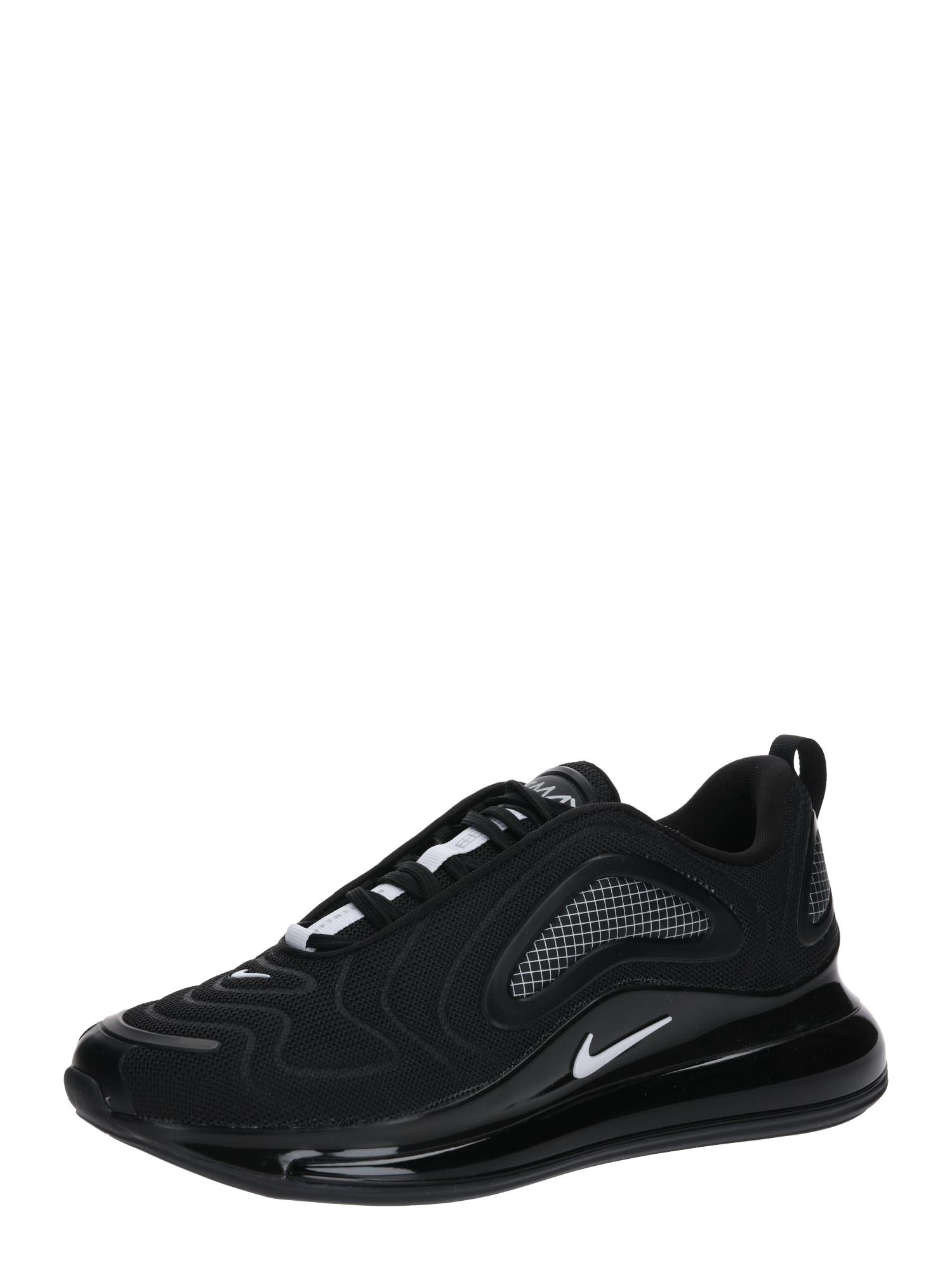 Nike Sportswear Nízke tenisky 'Air Max 720'  čierna