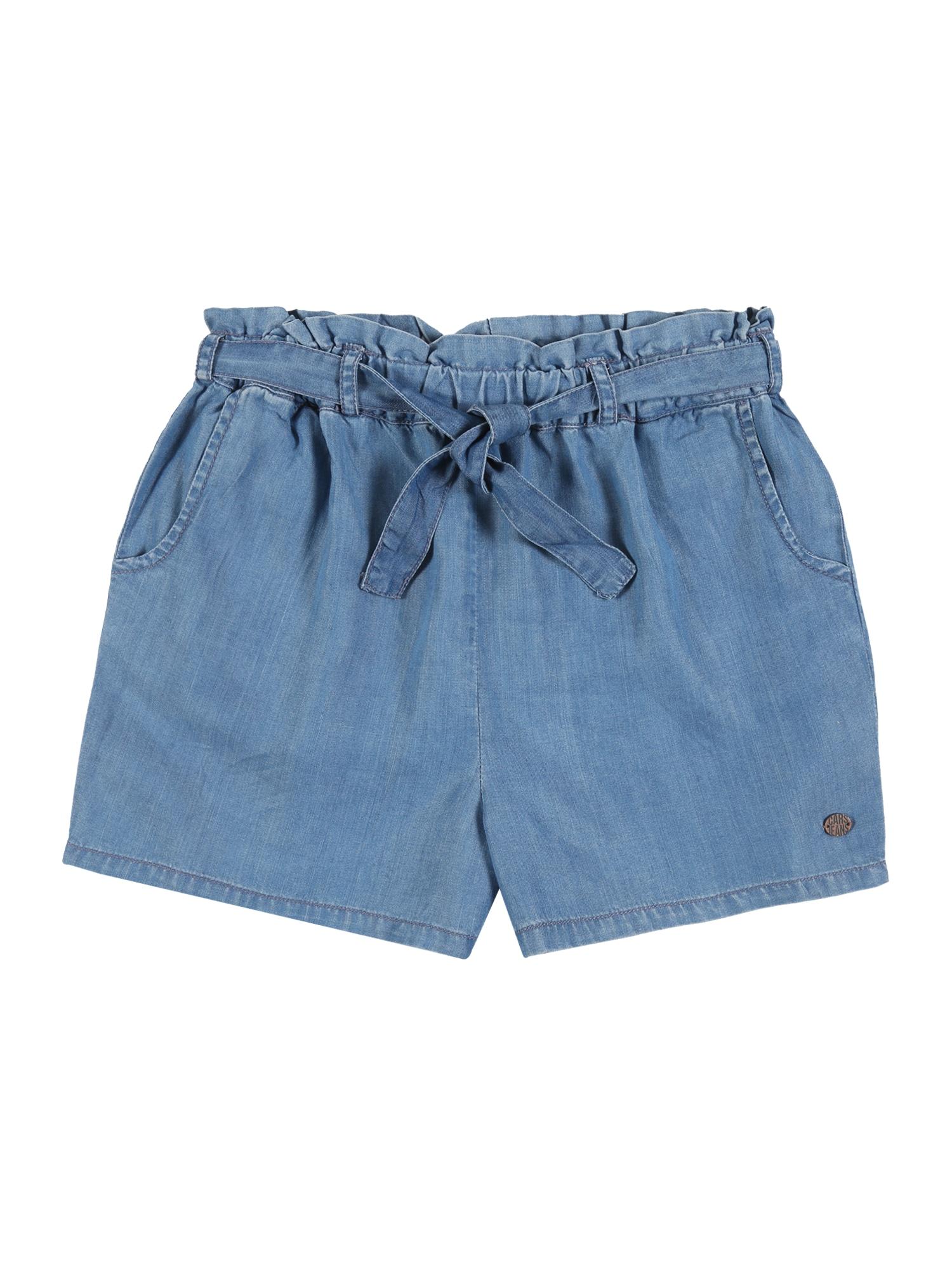 Cars Jeans Kelnės 'BAYA' mėlyna