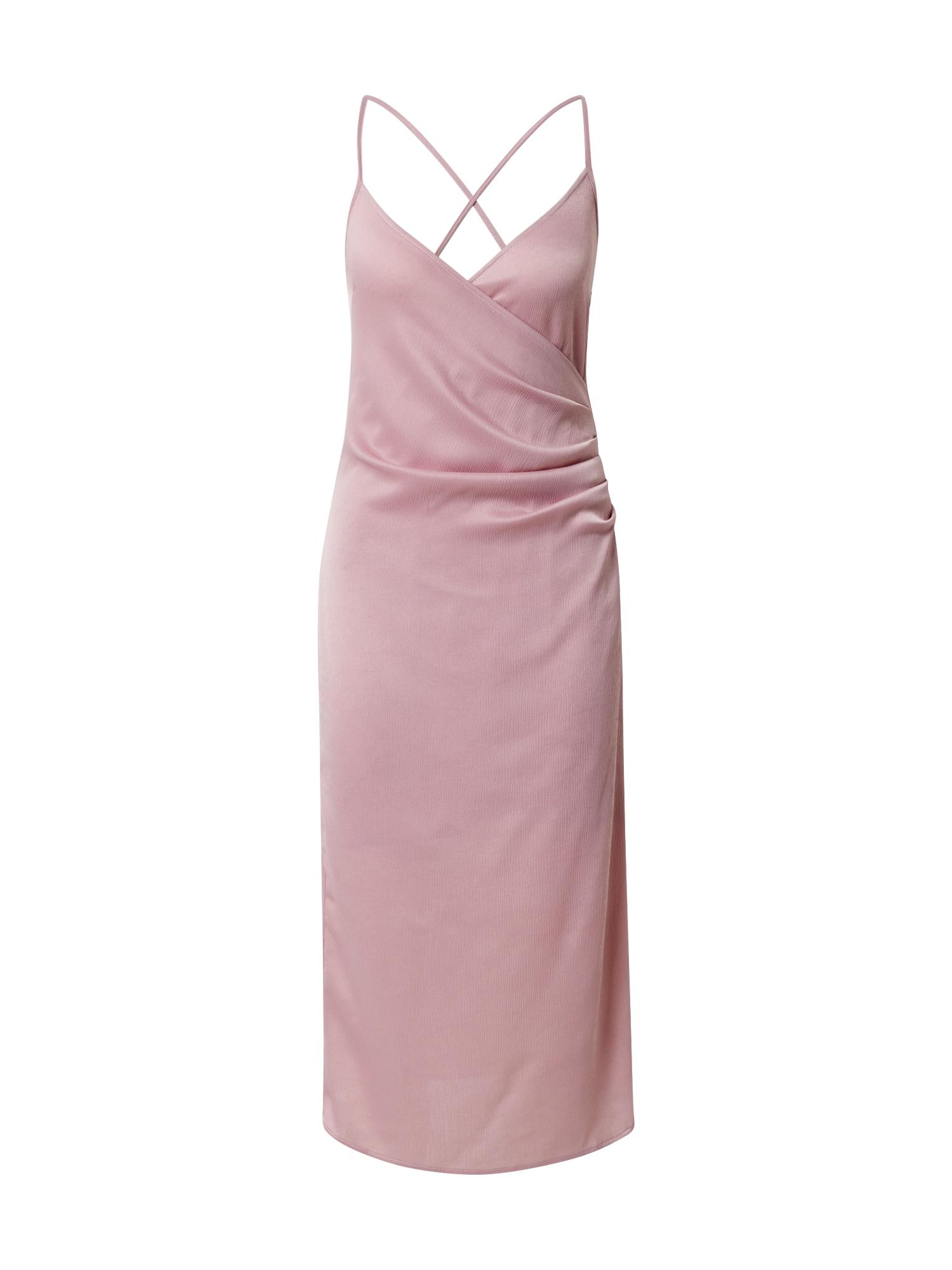 Unique21 Suknelė ryškiai rožinė spalva
