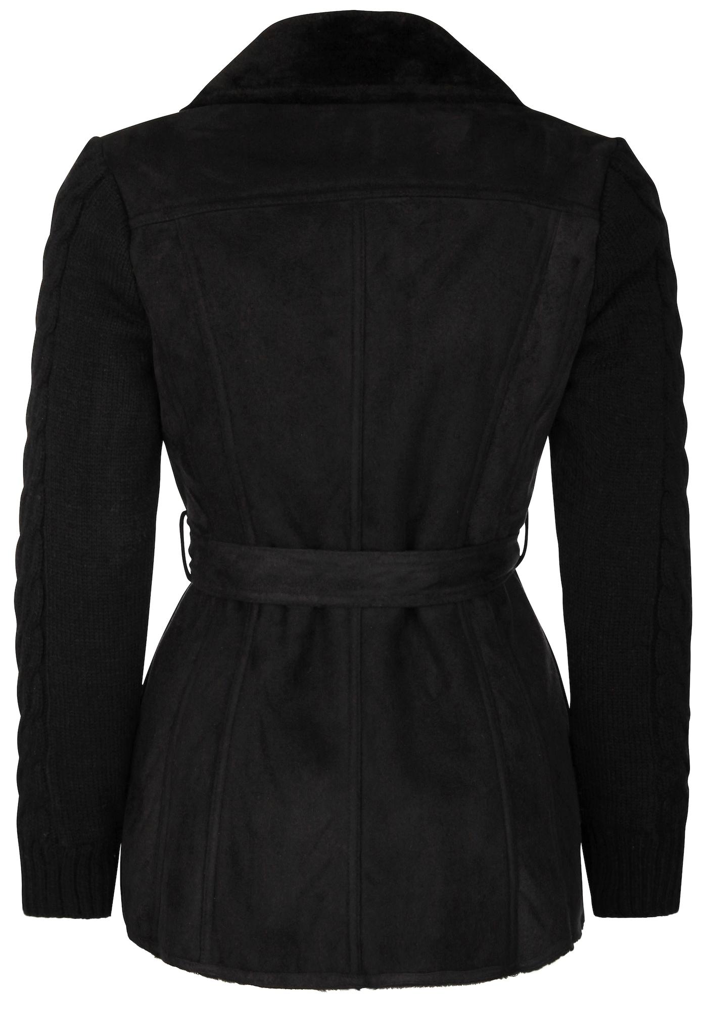 94341237a21608 Material: Lederimitat; Mantelart: Trenchcoat; Muster: Unifarben; Farben pro  Pack: