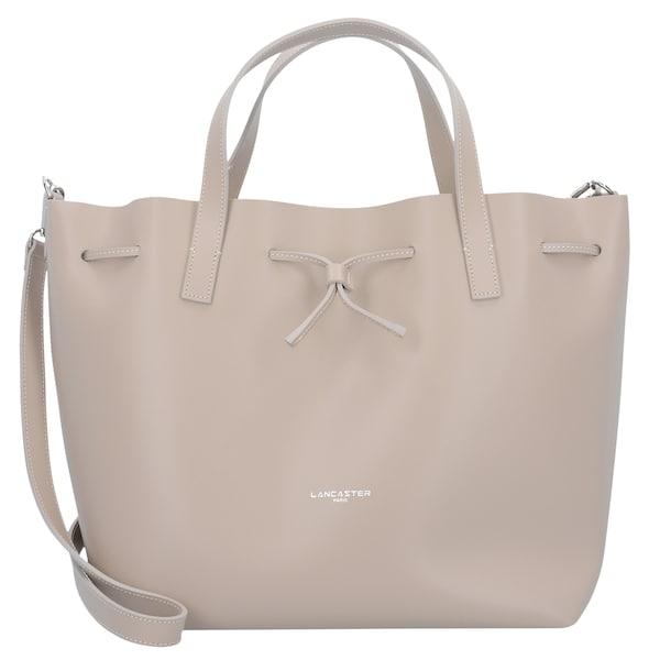 Shopper für Frauen - LANCASTER Cabas Beuteltasche Leder 31 cm beige  - Onlineshop ABOUT YOU