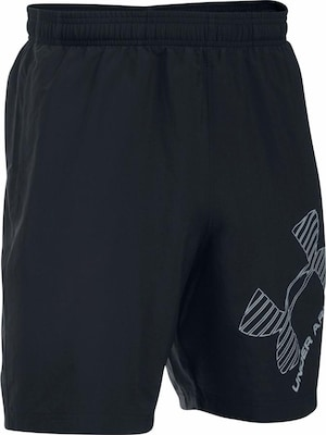 UNDER ARMOUR Shorts '8 WOVEN GRAPHIC SHORT'