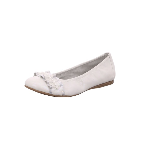 Ballerinas für Frauen - TAMARIS Ballerinas wollweiß  - Onlineshop ABOUT YOU