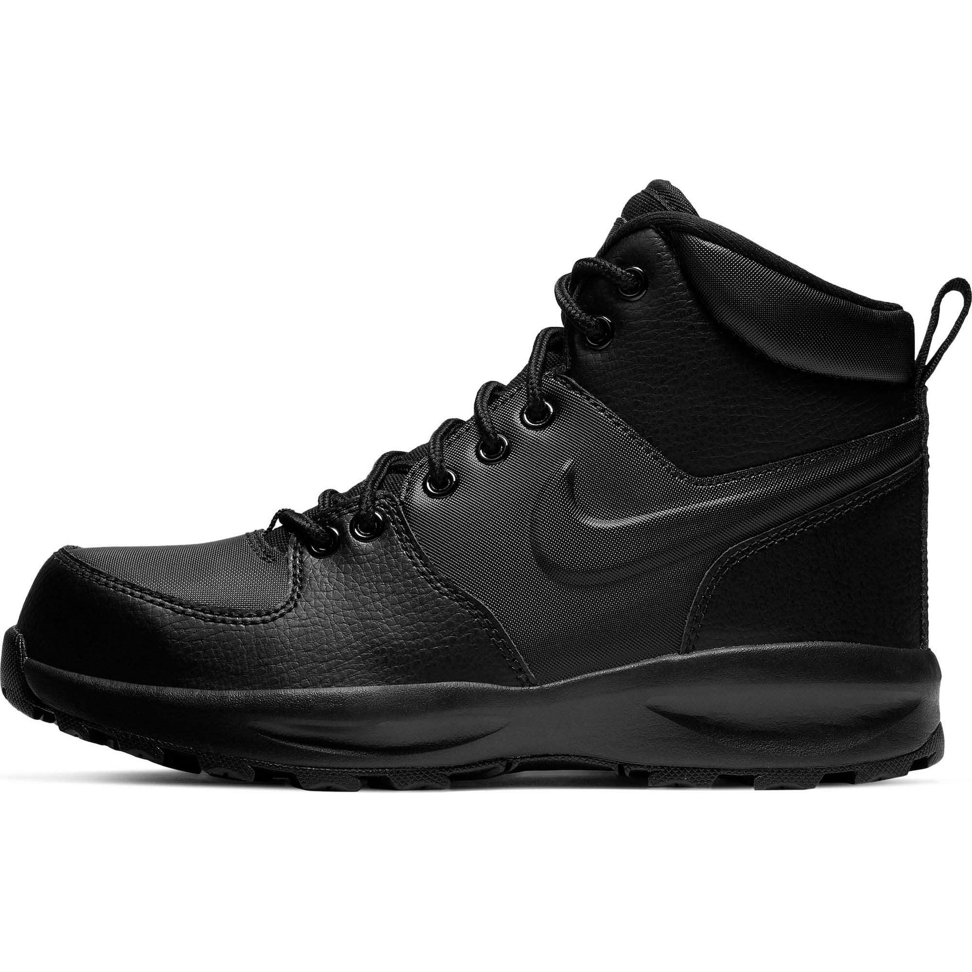 Nike Sportswear Auliniai batai su kulniuku 'Manoa' juoda
