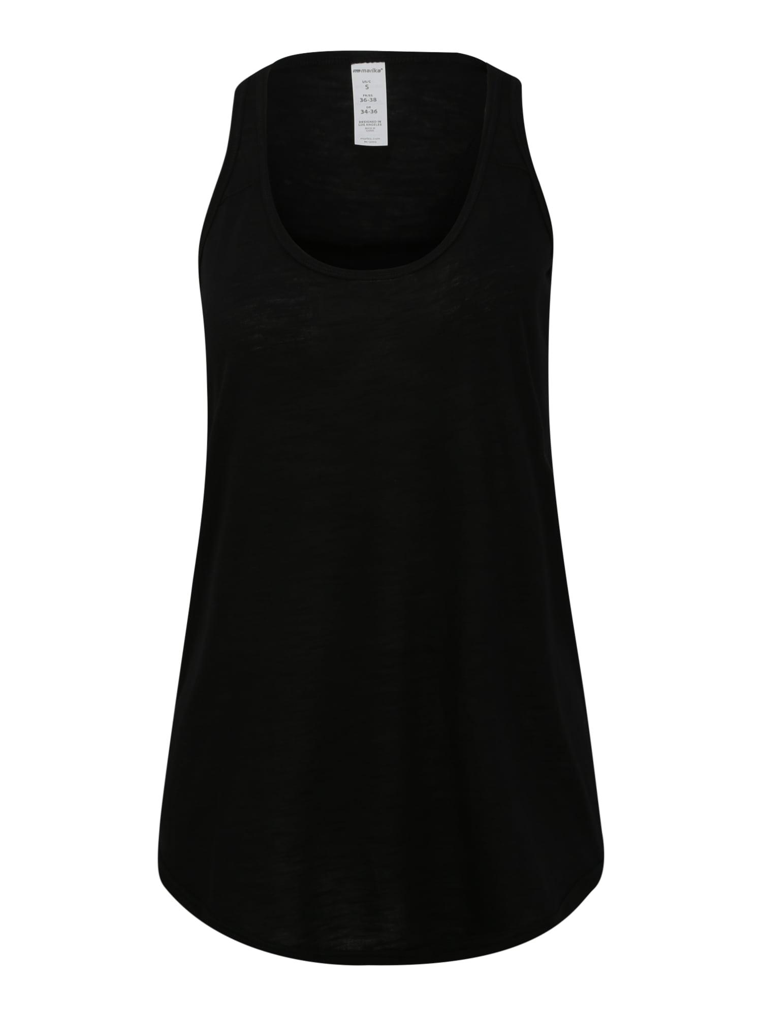 Marika Sportiniai marškinėliai 'LYNN' juoda