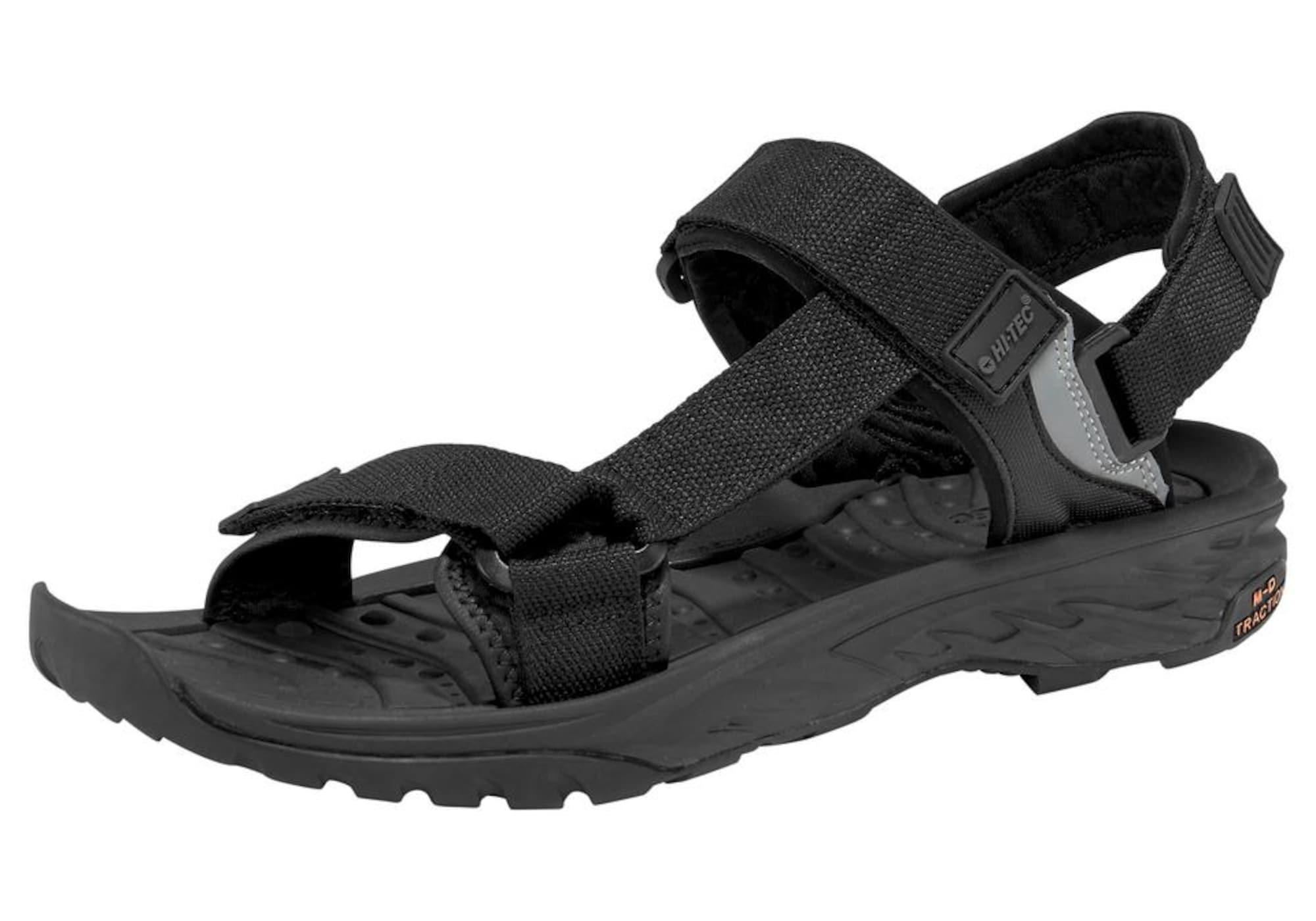 HI-TEC Sandalai juoda