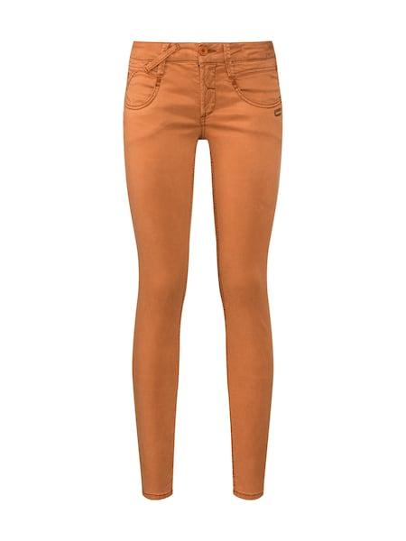 Hosen - Jeans 'NENA' › Gang › braun rostbraun  - Onlineshop ABOUT YOU