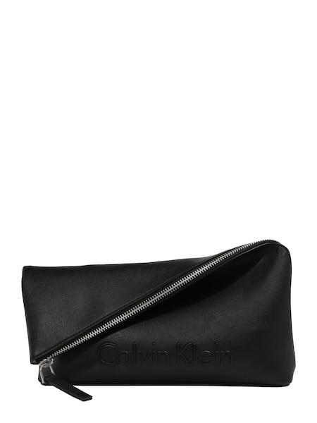 Clutches für Frauen - Calvin Klein Clutch 'EDGE SEASONAL' schwarz  - Onlineshop ABOUT YOU