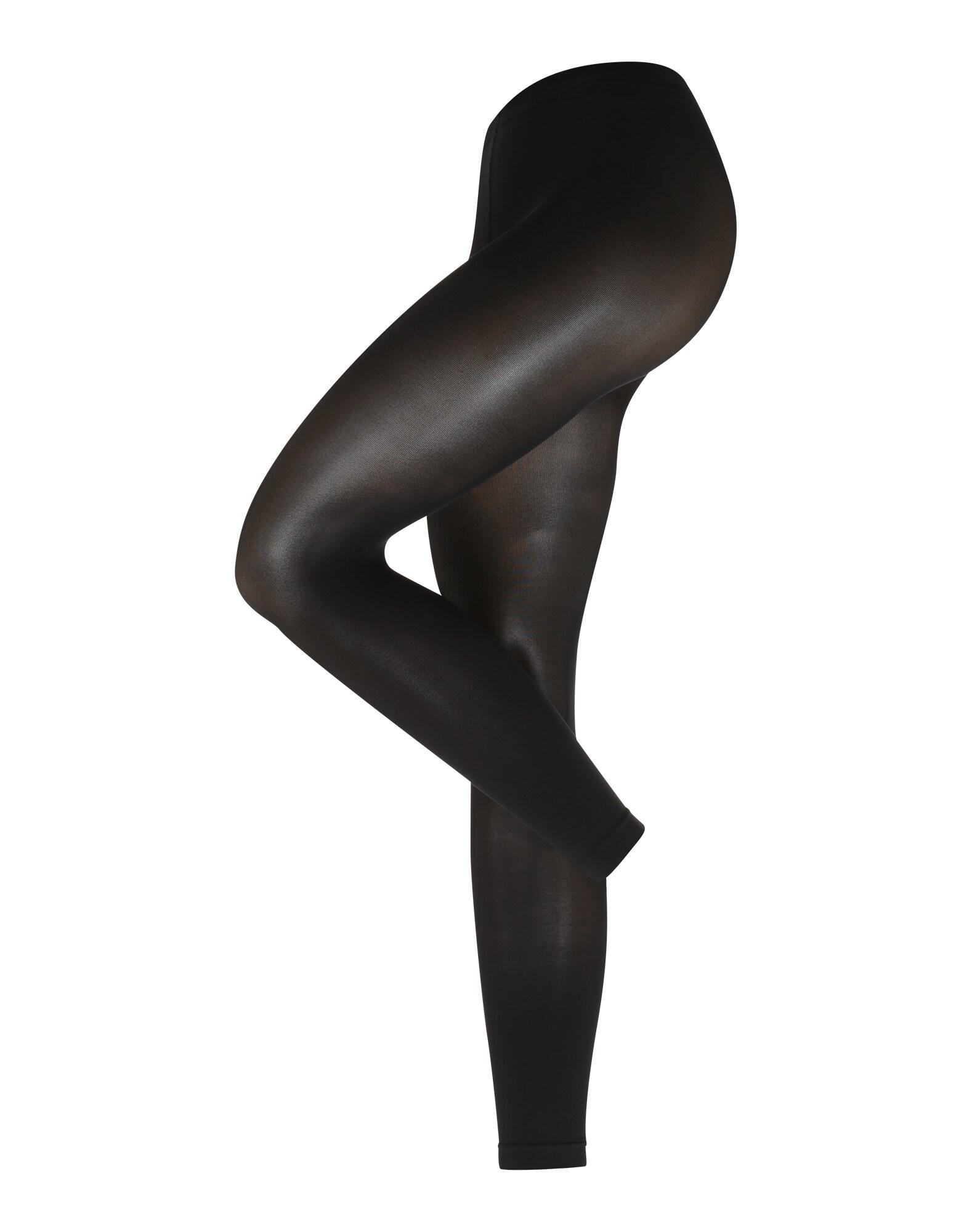FALKE Leggings 'Pure Matt 50 DEN'  čierna
