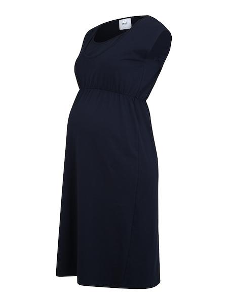 Schwangerschaftsmode - Kleid 'PERA NELL' › Mamalicious › navy  - Onlineshop ABOUT YOU