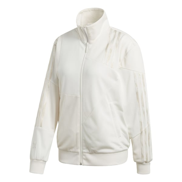 Jacken - Jacke 'Daniëlle Cathari Firebird Track' › ADIDAS ORIGINALS › wollweiß  - Onlineshop ABOUT YOU