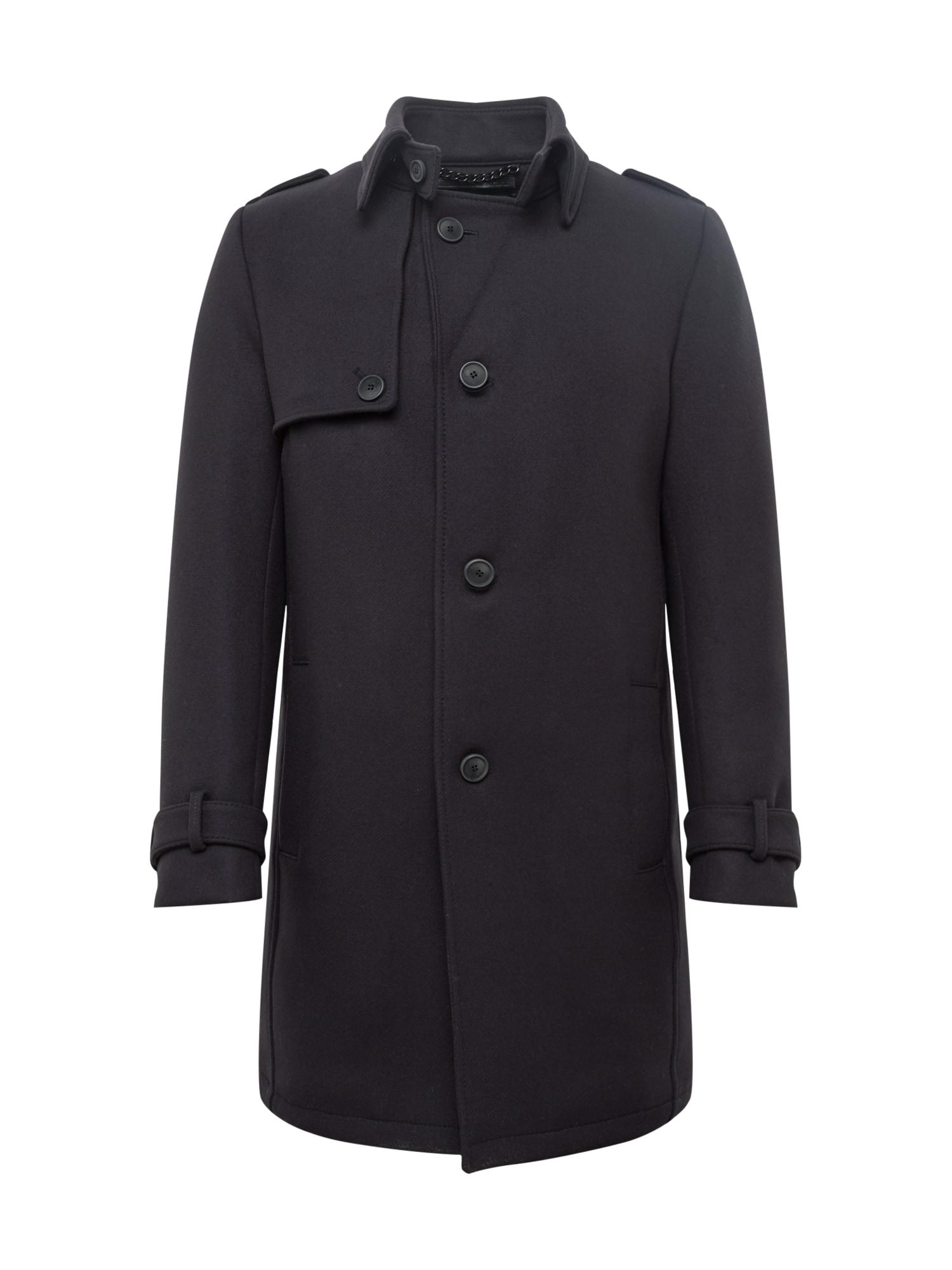 DRYKORN Rudeninis-žieminis paltas 'SKOPJE' tamsiai mėlyna