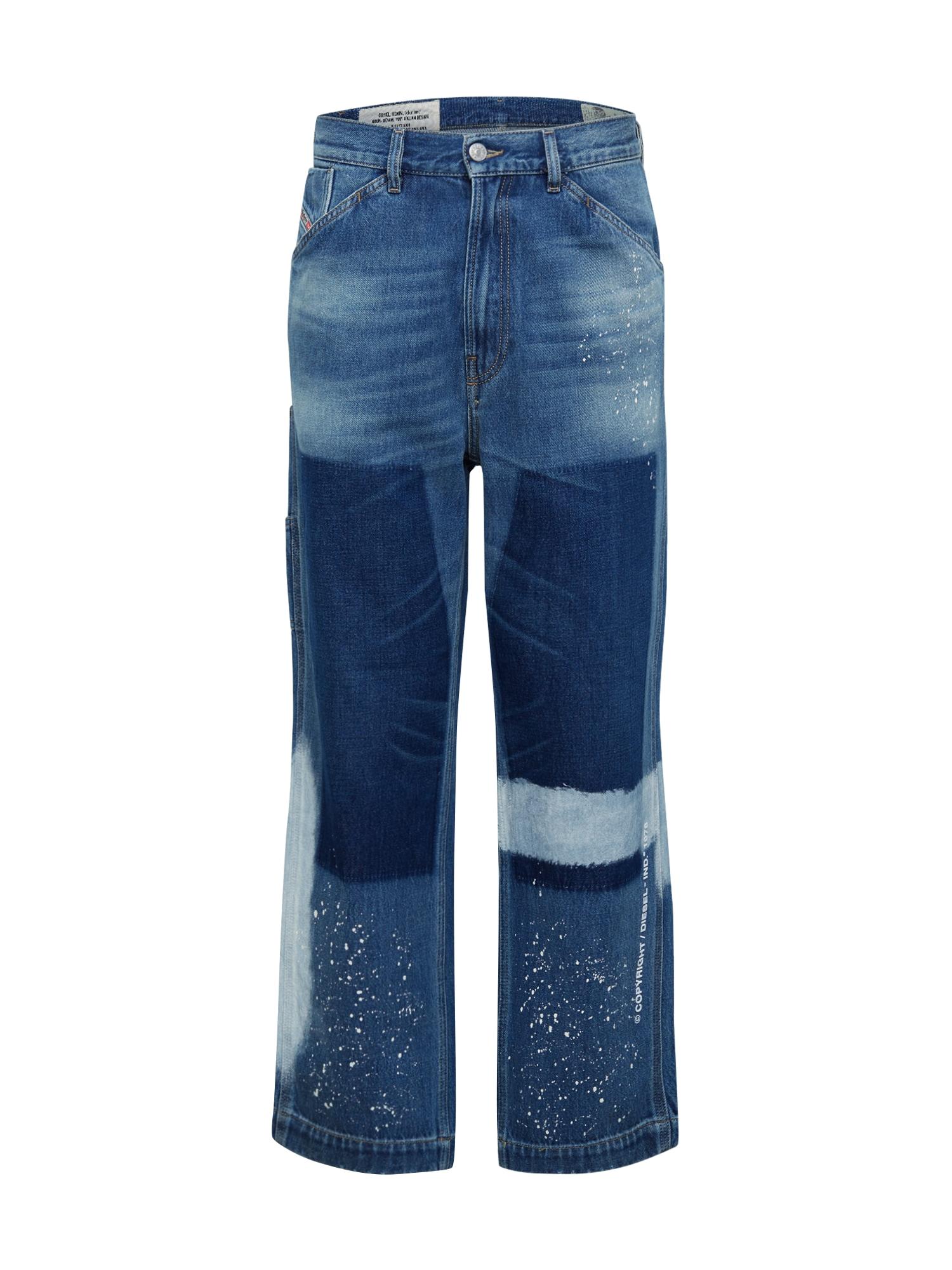 DIESEL Džinsai 'FRANKY' tamsiai (džinso) mėlyna