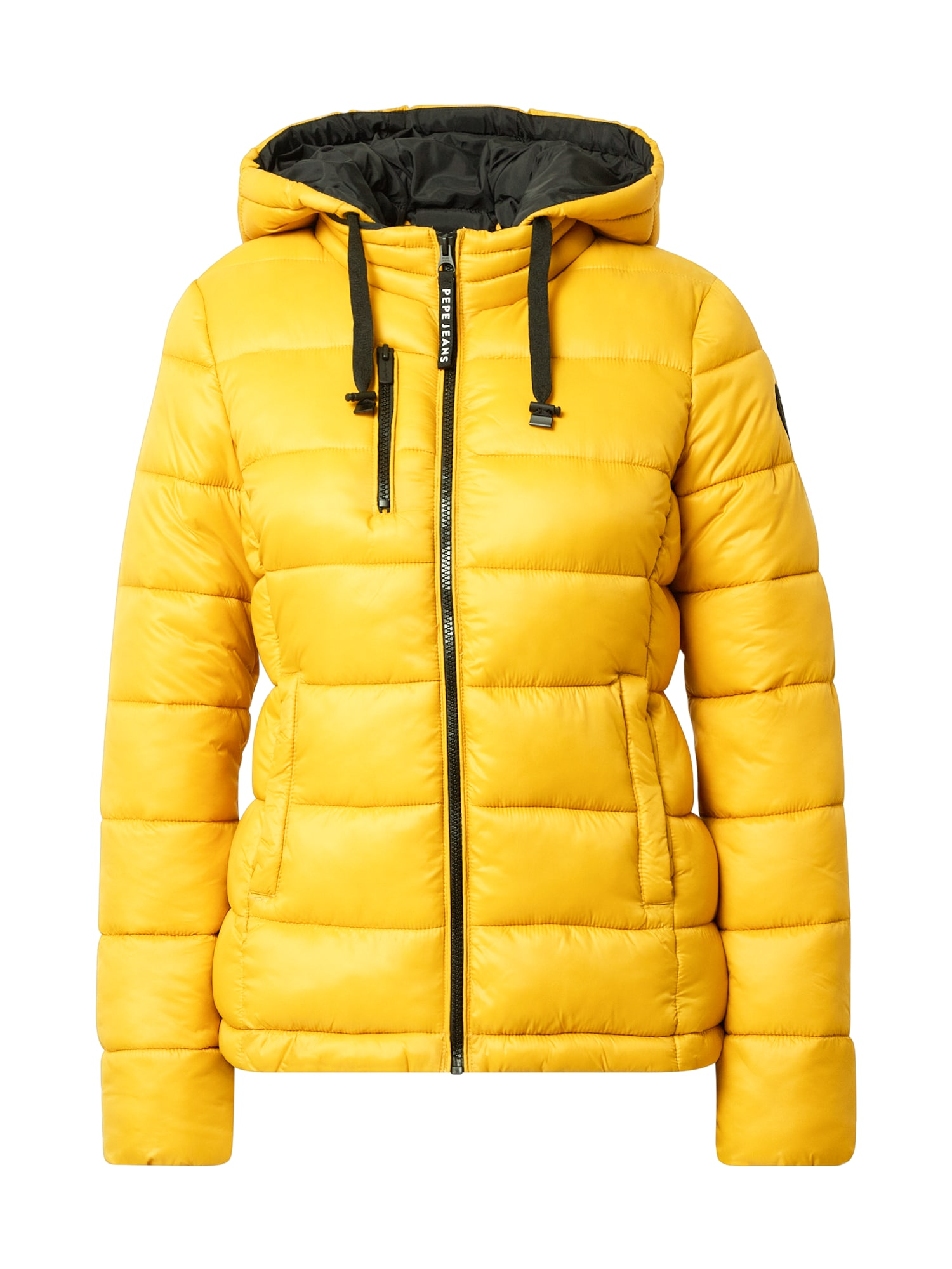 Pepe Jeans Zimní bunda 'Cata'  žlutá