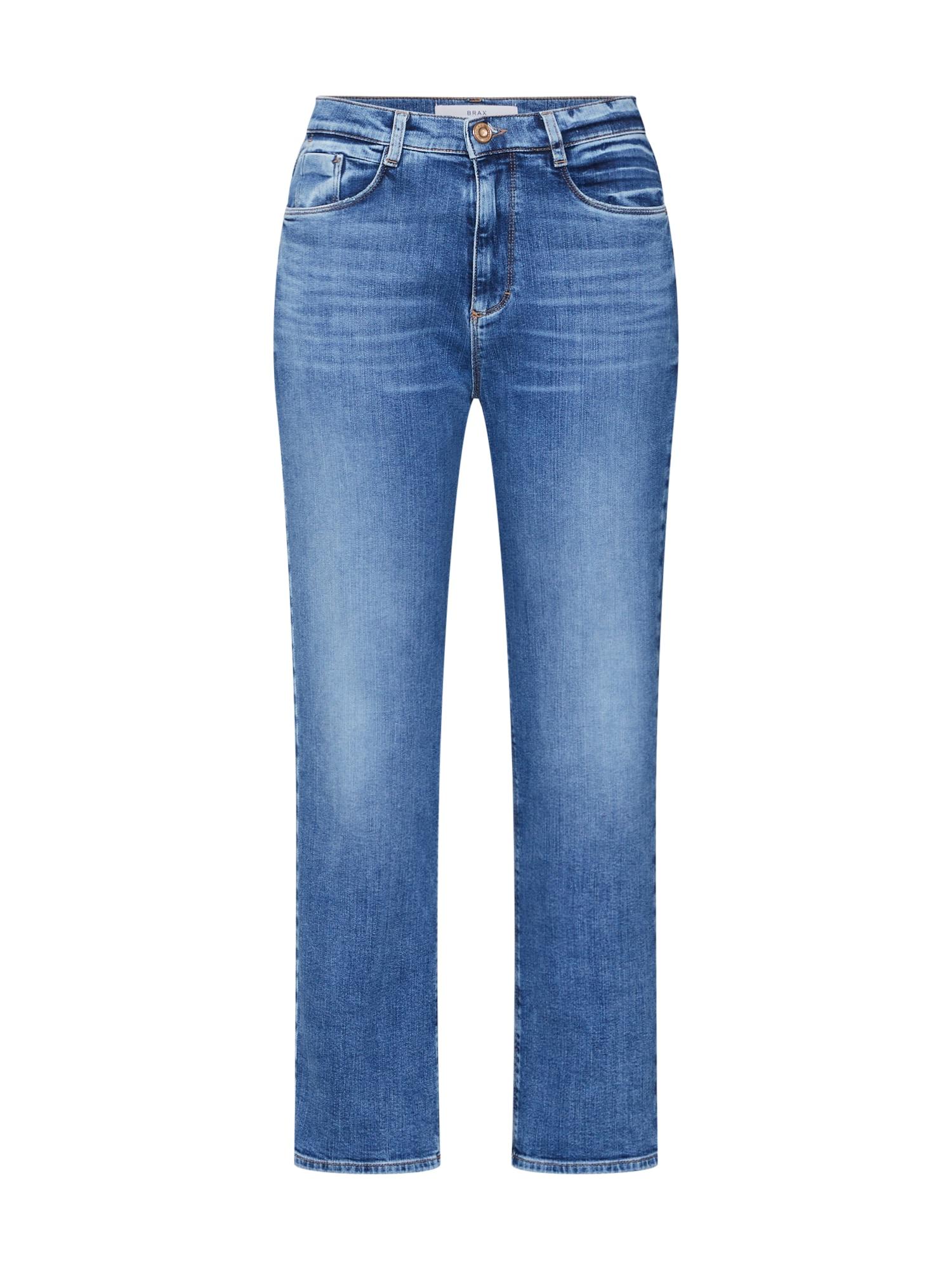 BRAX Džinsai 'Montana' tamsiai (džinso) mėlyna