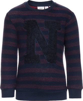 NAME IT Sweatshirt nithirro langärmelig