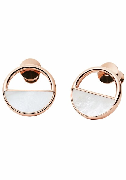 Ohrringe für Frauen - SKAGEN Paar Ohrstecker »ELIN, SKJ0998791« rosegold  - Onlineshop ABOUT YOU