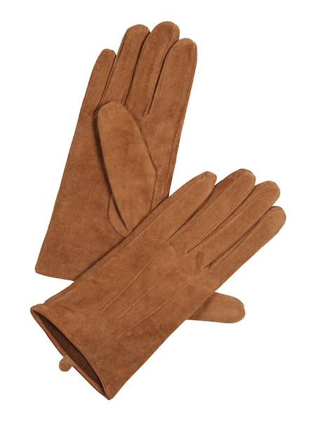 Handschuhe für Frauen - Barts Lederhandschuh 'Christina' braun  - Onlineshop ABOUT YOU