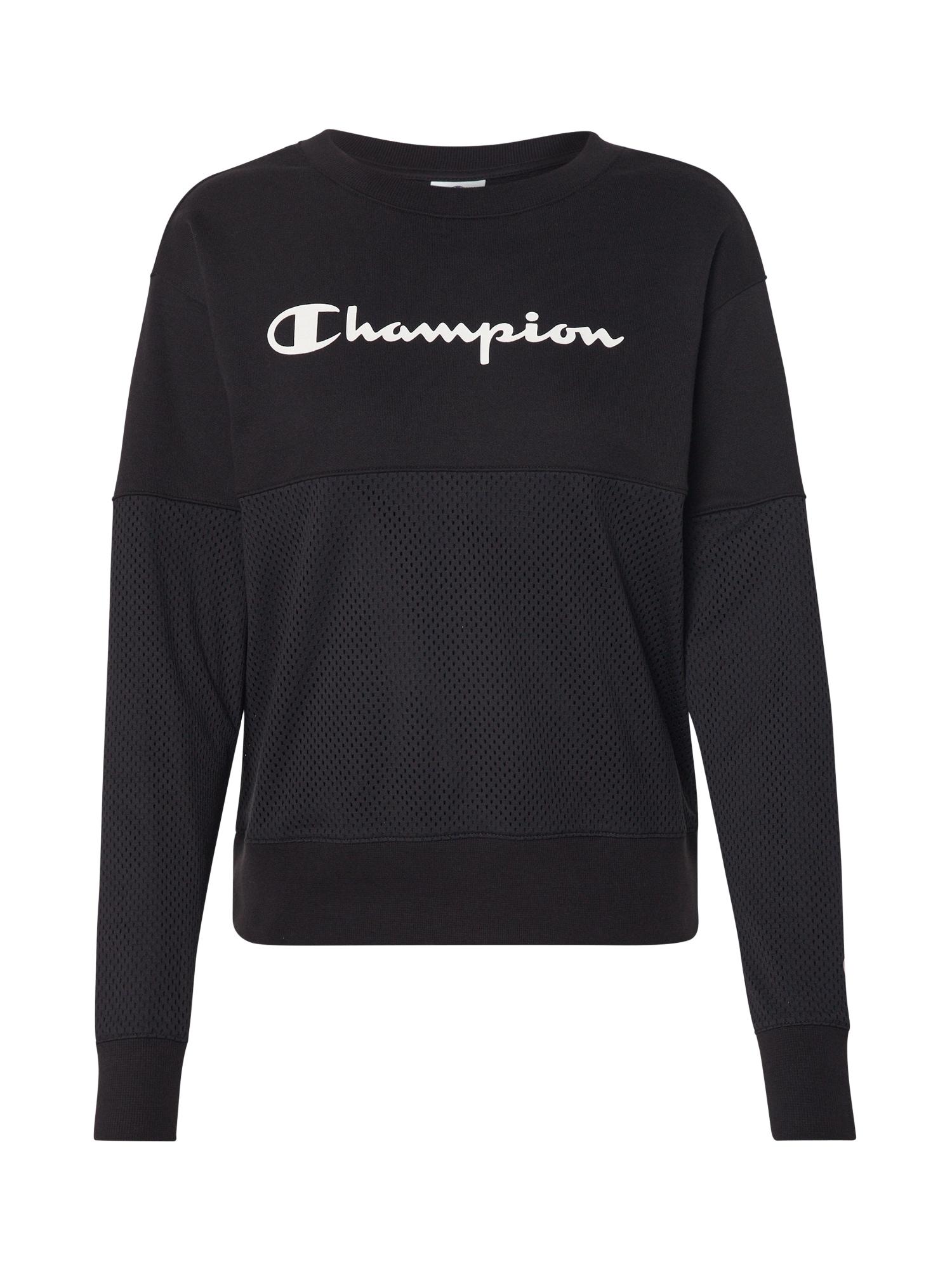 Champion Authentic Athletic Apparel Mikina  černá