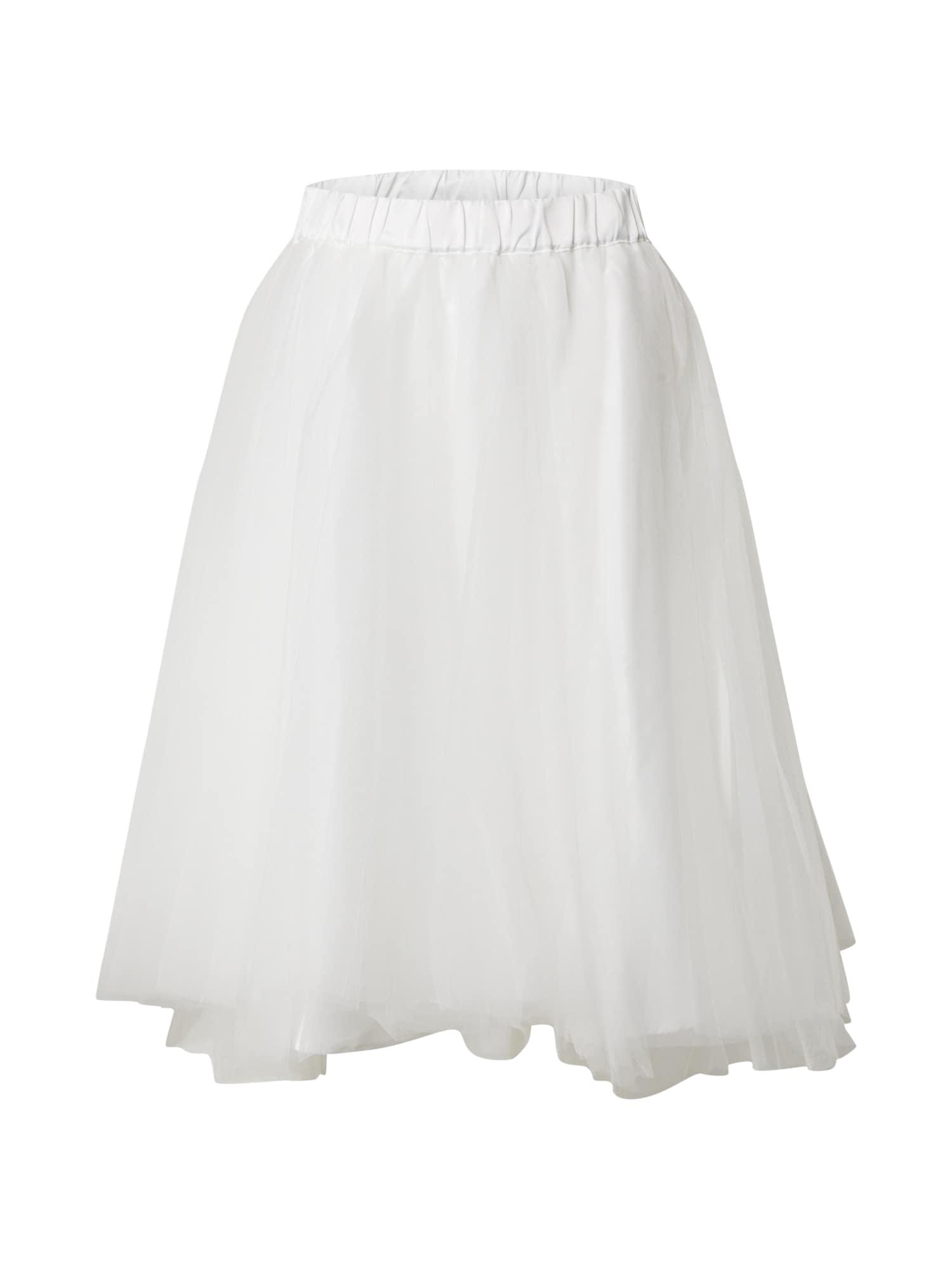 Y.A.S Sukňa  biela