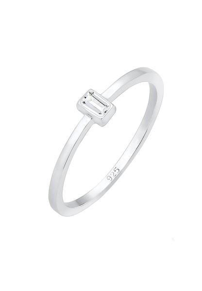 Ringe für Frauen - ELLI PREMIUM Ring silber  - Onlineshop ABOUT YOU
