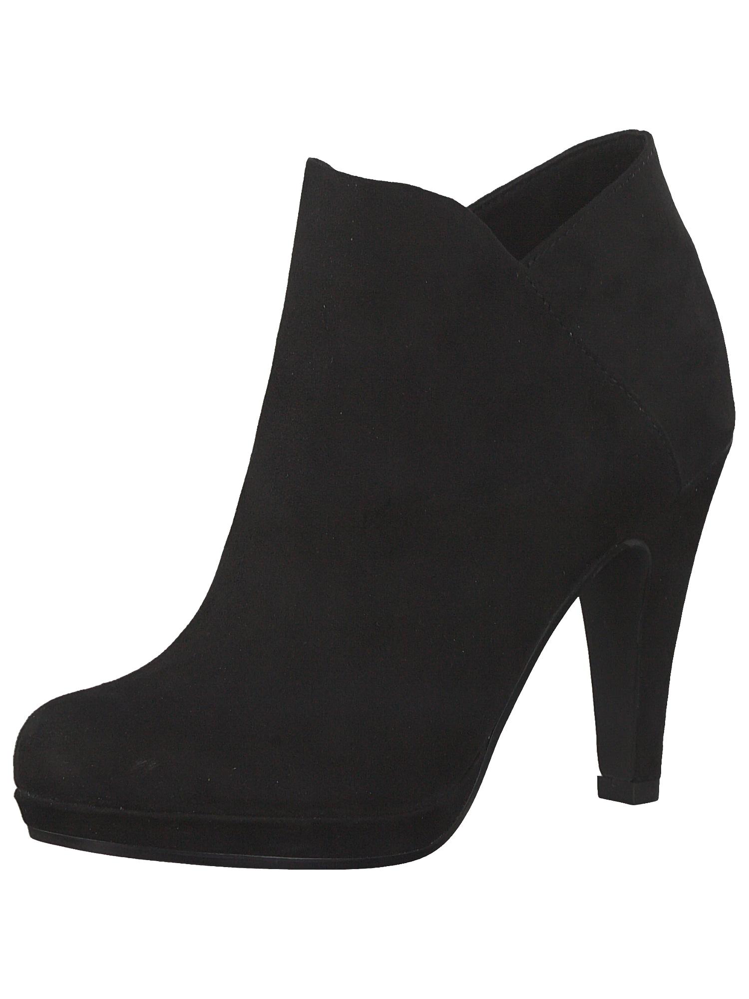 MARCO TOZZI Kulkšnis dengiantys batai juoda