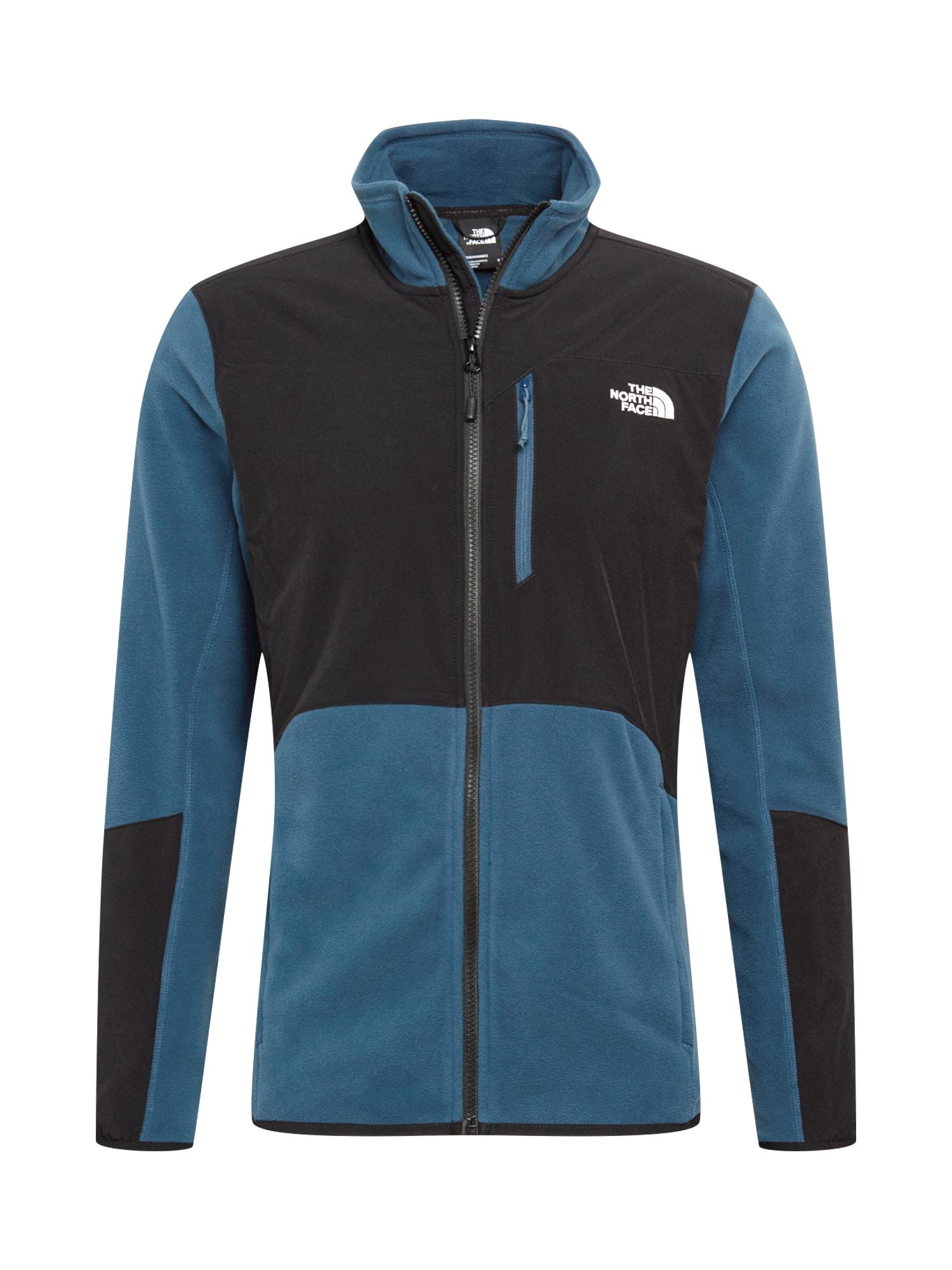 THE NORTH FACE Sportovní bunda 'GLACIER'  modrá / námořnická modř