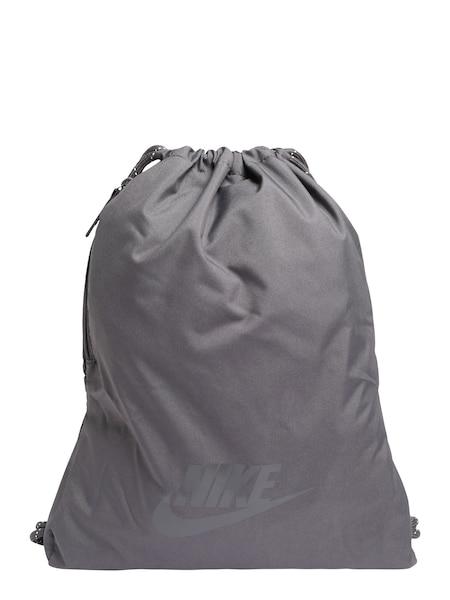 Sporttaschen - Turnbeutel › Nike Sportswear › grau weiß  - Onlineshop ABOUT YOU
