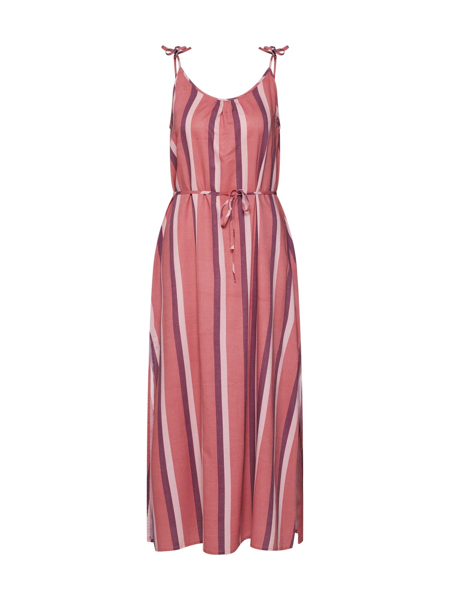 Šaty UTAKA pink Femi Stories