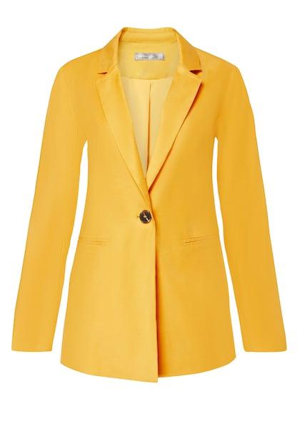 Jacken für Frauen - HALLHUBER Blazer senf  - Onlineshop ABOUT YOU