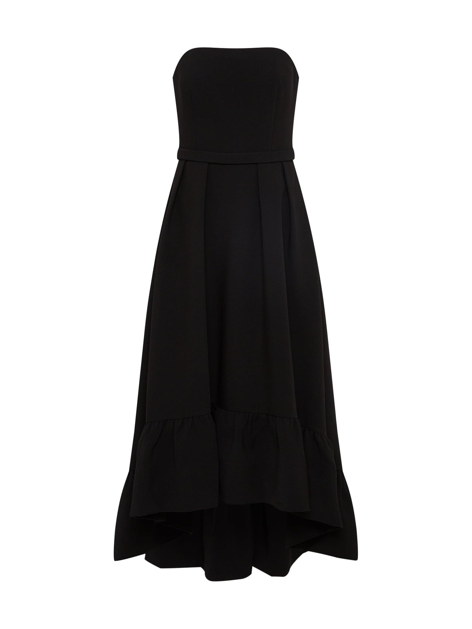 Společenské šaty černá Four Flavor