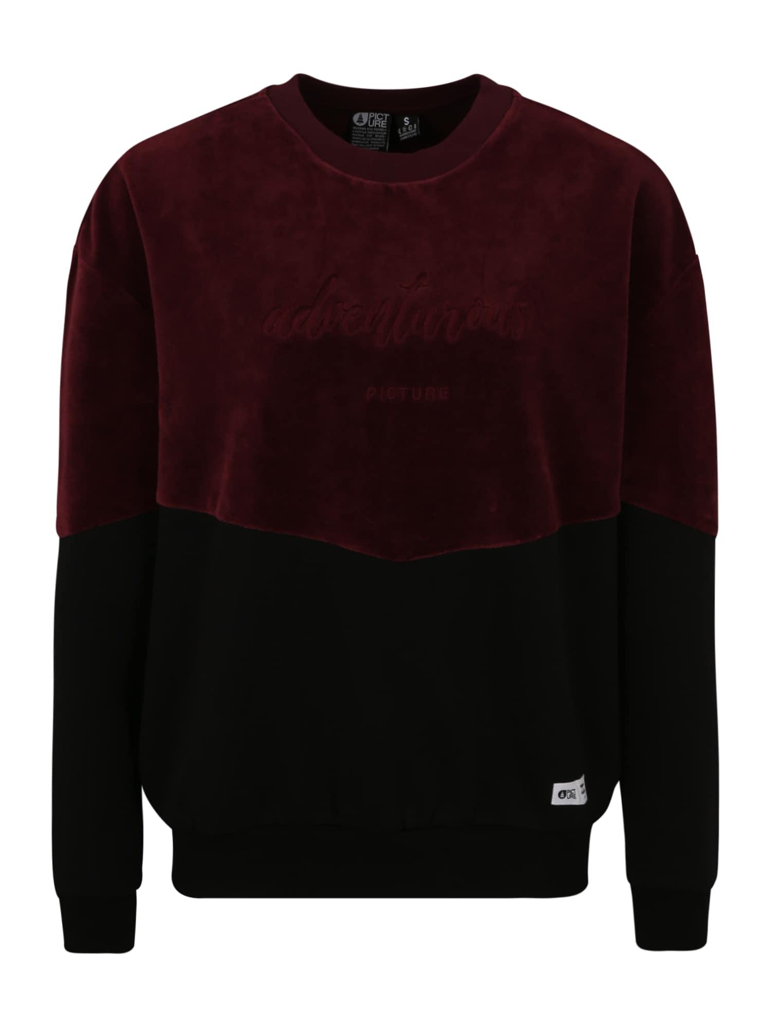 Sport-Sweatshirt 'ILONA' | Sportbekleidung > Sportshirts | Picture Organic Clothing