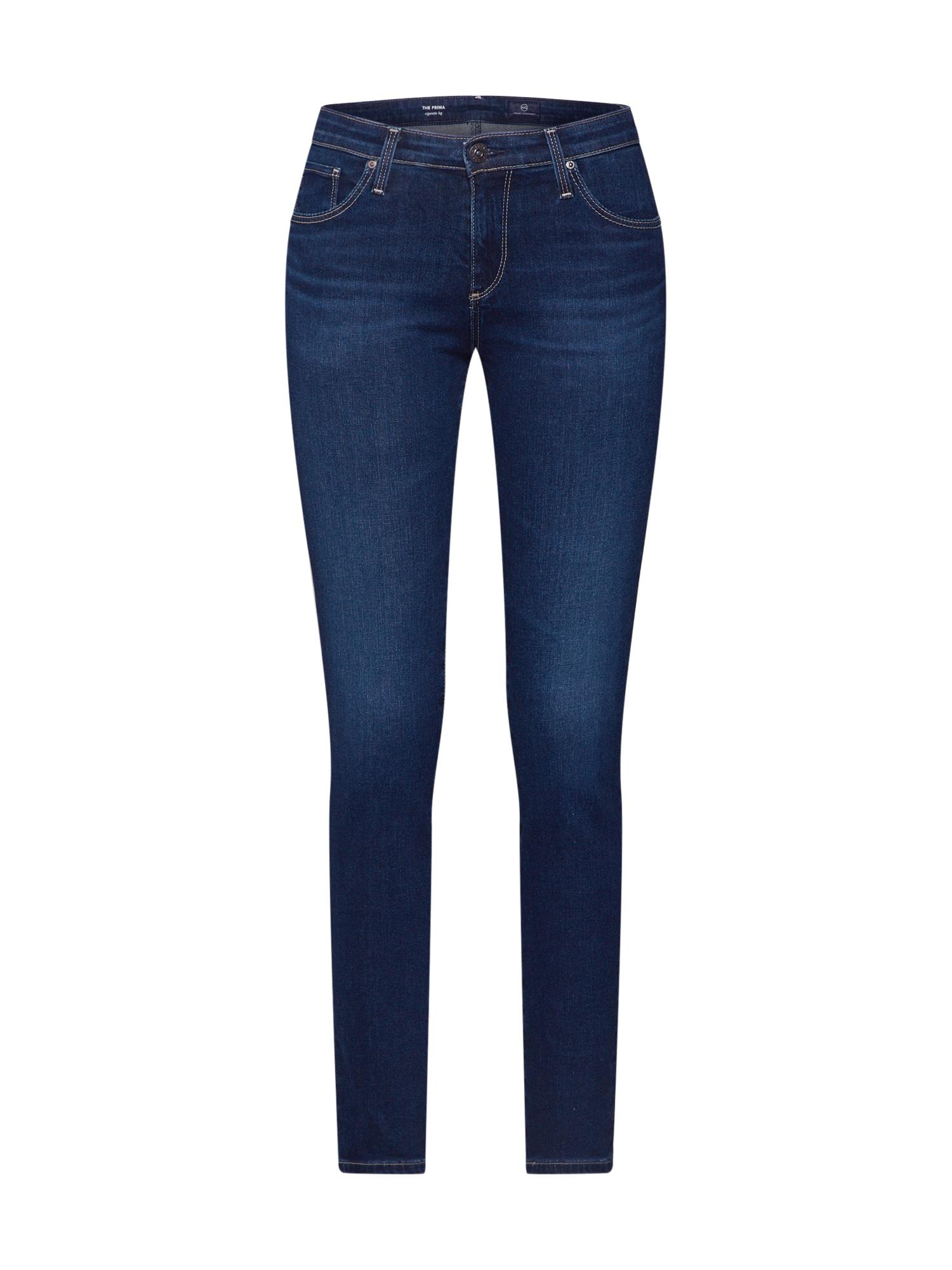 AG Jeans Džinsai 'PRIMA' tamsiai (džinso) mėlyna