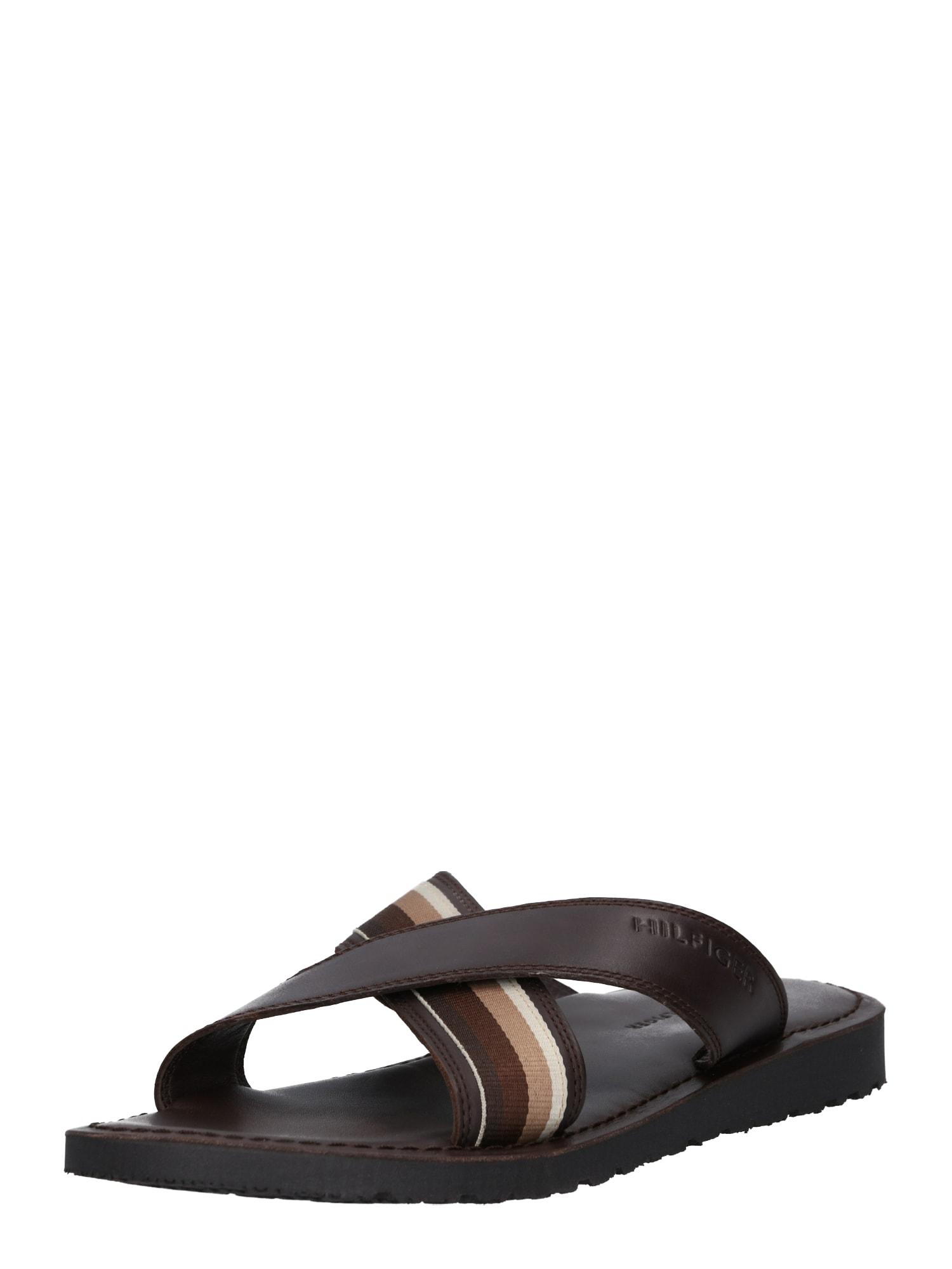 Zehentrenner   Schuhe > Sandalen & Zehentrenner   Tommy Hilfiger