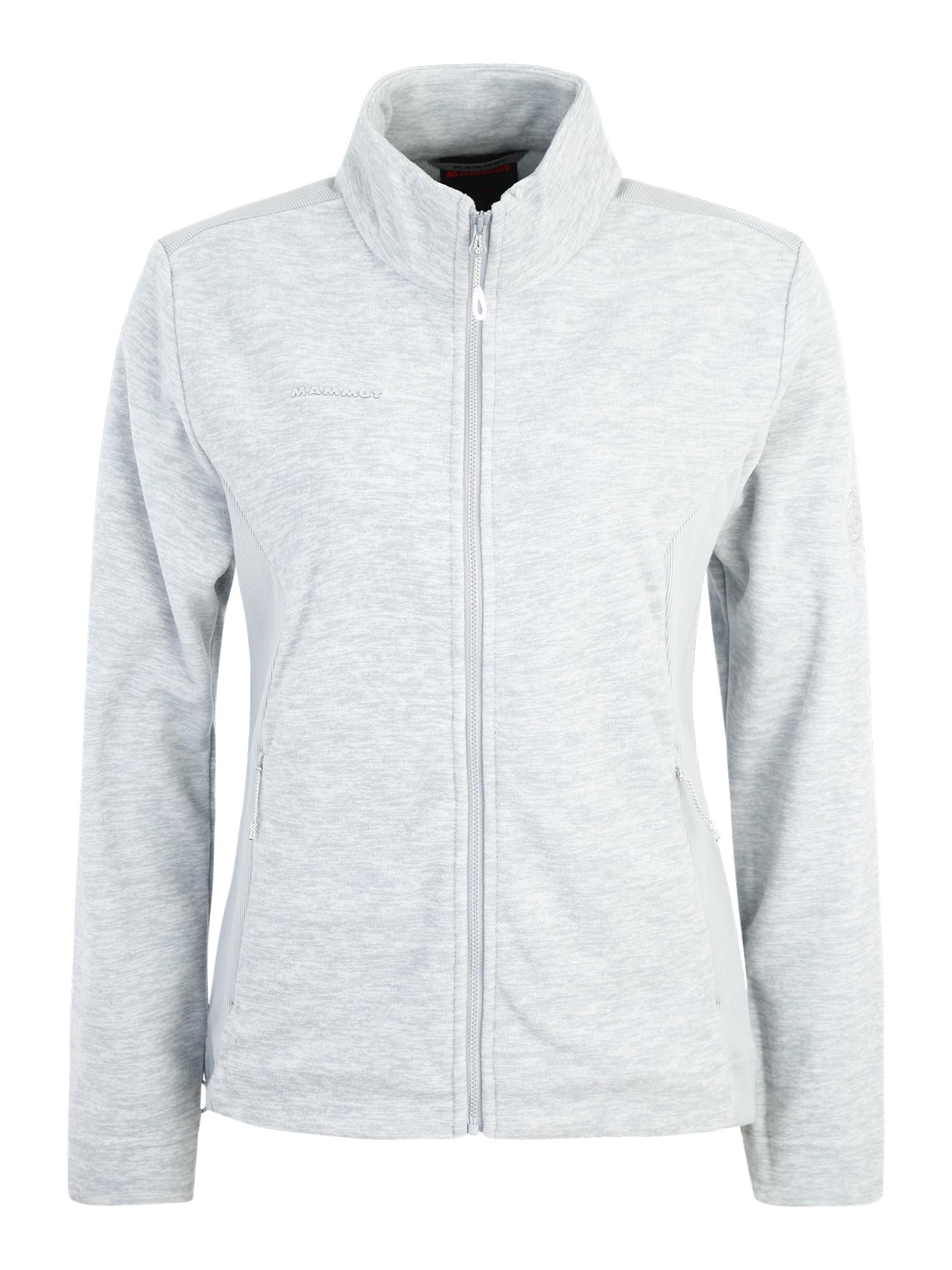 MAMMUT Funkcinis flisinis džemperis 'Yadkin ML Jacket Women' margai pilka