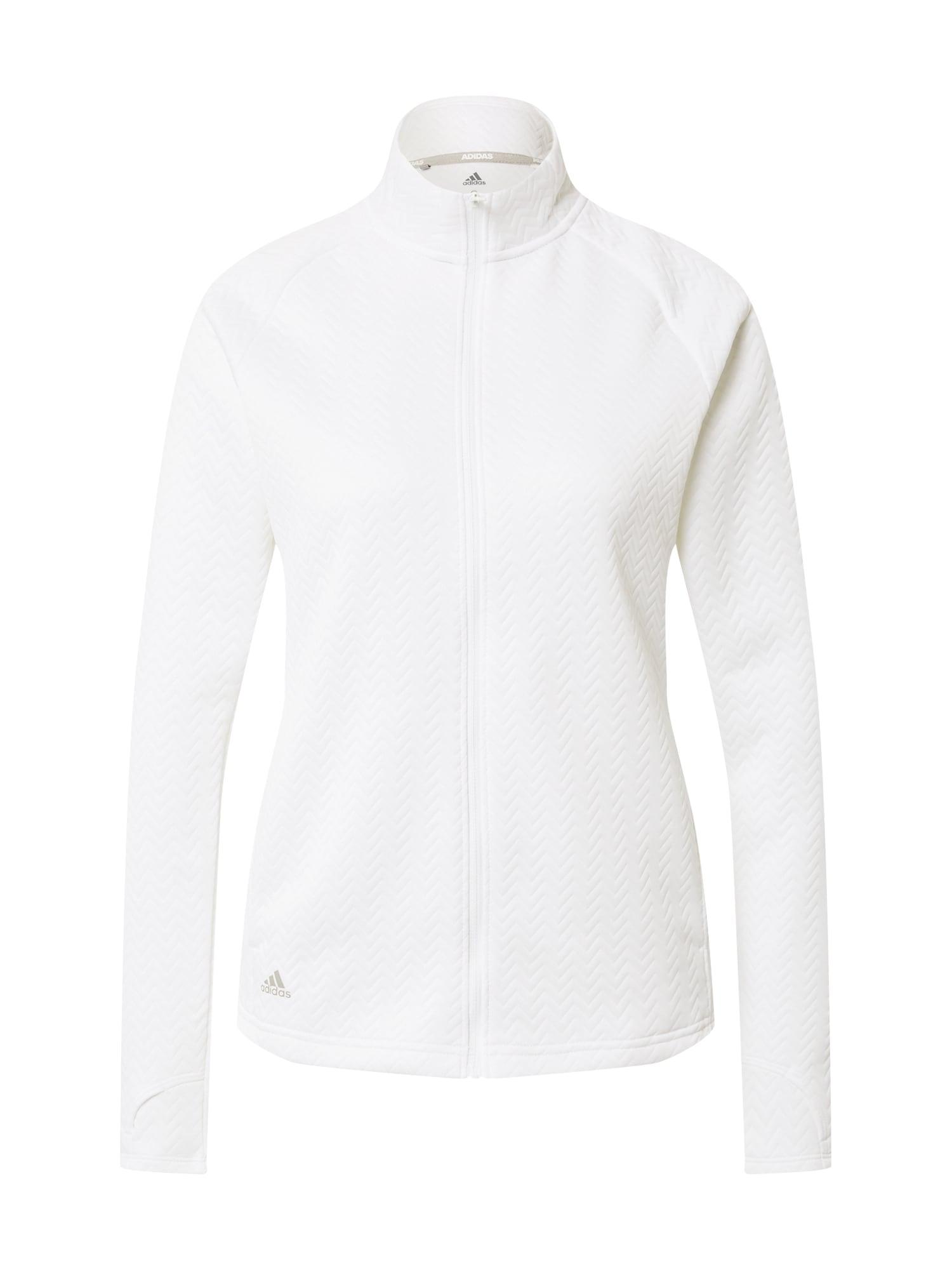 adidas Golf Sportinis džemperis natūrali balta