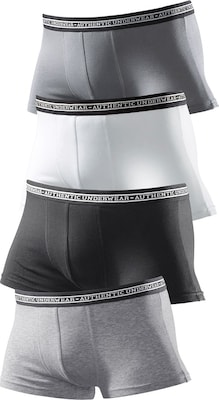 LE JOGGER Hipster, Authentic Underwear (4 Stck.)