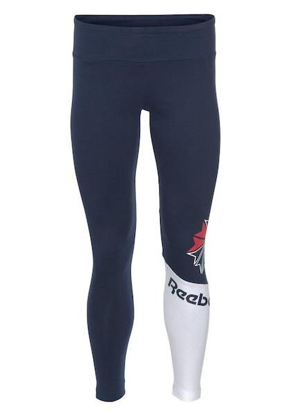 Hosen für Frauen - Leggings › Reebok Classic › marine  - Onlineshop ABOUT YOU