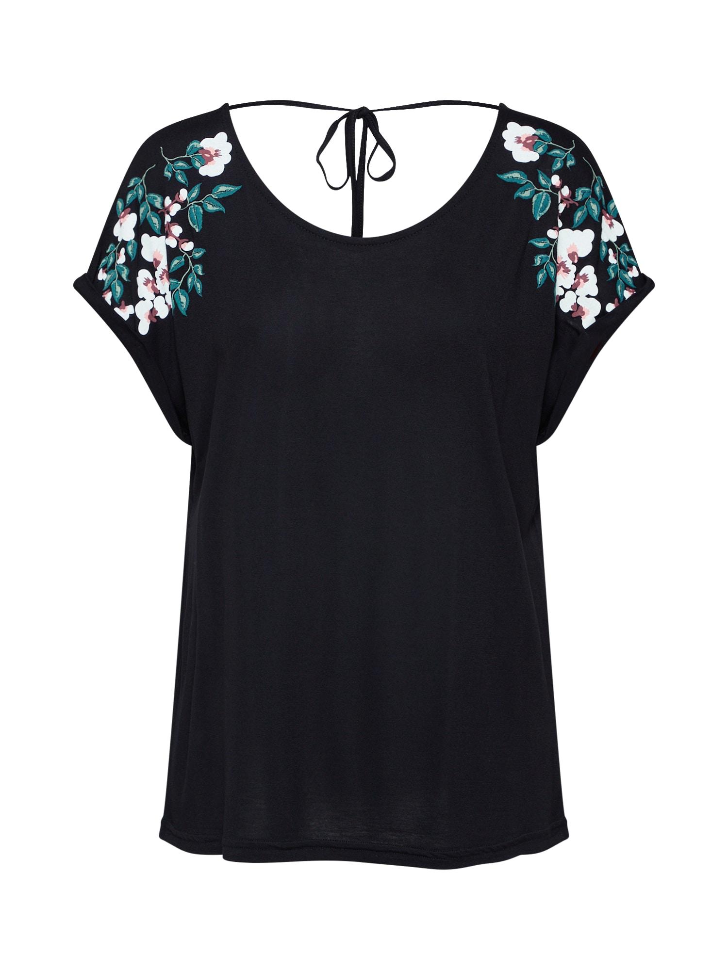 ABOUT YOU Marškinėliai 'Caryl' juoda